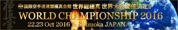 WORLD CHAMPIONSHIP 2016