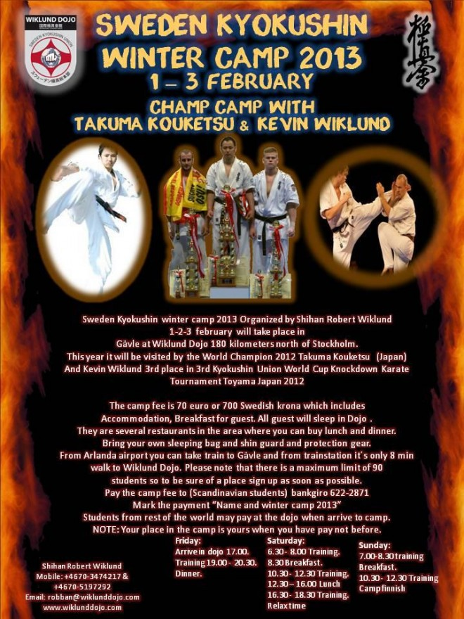 SWEDEN_SOKYOKUSHIN_WINTERCAMP