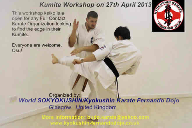 Kumite Workshop