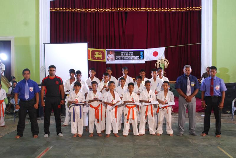 the 9th Sosai Oyama Memorial Open Championship
