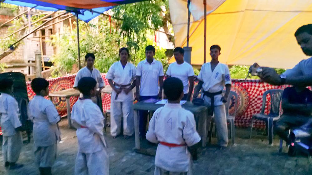 Gradation Test at Summer Camp 2014-6